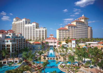 Baha Mar Resort & Casino – Cable Beach, Bahamas